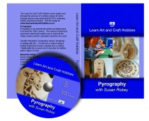 Pyrography DVD