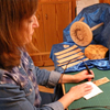 Pyrography with Susan Robey