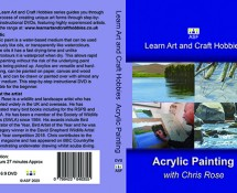 Acrylic DVD